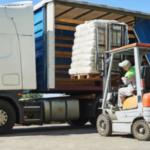 Prawidłowe rozmieszczenie i zabezpieczenie ładunku w transporcie