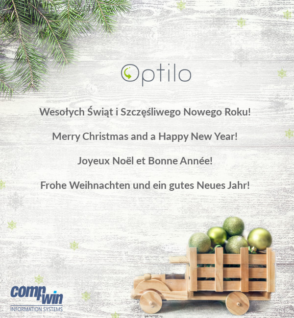 Życzenia Comp-Win Optilo
