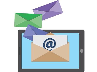 grafika mailing